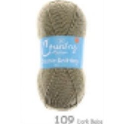 Country Collection DK Dark Beige / Avo 109  100g