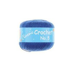 BL Crochet No.5 Royal 05   50g