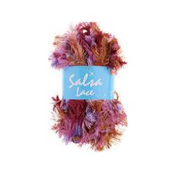 Salsa Lace Lilacs/Pink/Camel 77 150g