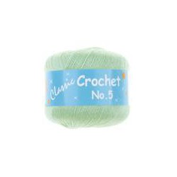 BL Crochet No.5 Mint 75 50g