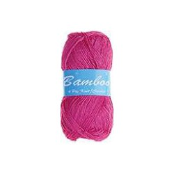 BL Bamboo 4Ply Cerise 53 100g