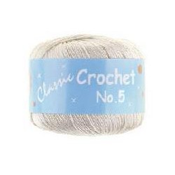 BL Crochet No.5 152 Natural...