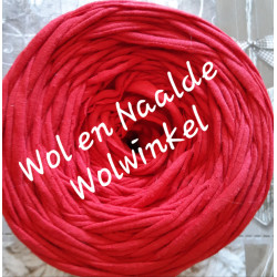 EDV T-Shirt Yarn Red 500g