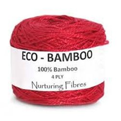 Eco-Bamboo Ruby Pink