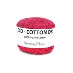 Eco-Cotton Ruby Pink