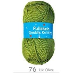 BL Pullskein DK Dark Olive 33 100g