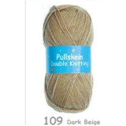 BL Pullskein DK Dark Beige 109 100g