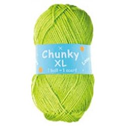 BL Chunky XL Lime Green 34  200g
