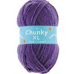 BL Chunky XL Purple 48  200g