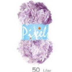 Pixels Lilac 50 50g