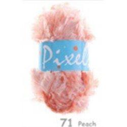 Pixels Peach 071