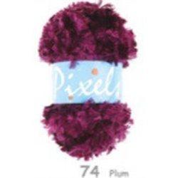 Pixels Plum 74 50g