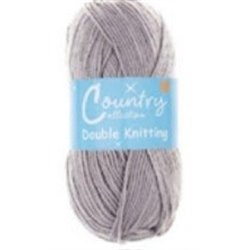 Country Collection DK Light Grey 59  100g