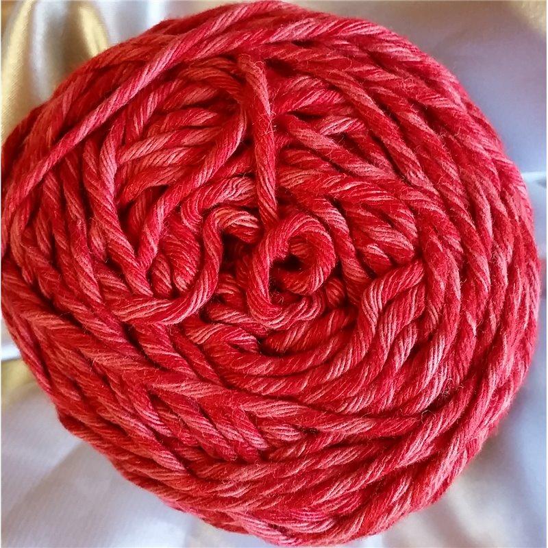 Vinnis Tori Brick Red 413  100g