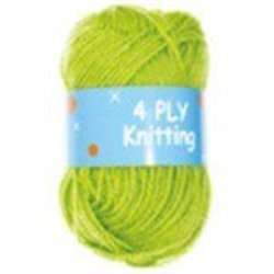 BL 4Ply Lime 34 25g