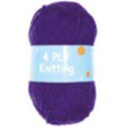 BL 4Ply Violet 68 25g
