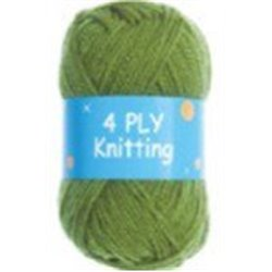BL 4ply Dk Olive 33  25g