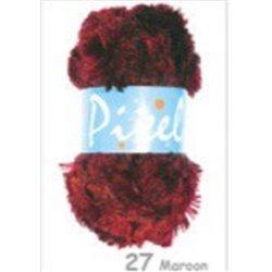 Pixels Maroon 27 50g