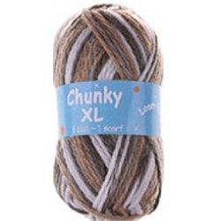 BL Chunky XL Bge/Brn/White/Camel 128 200g