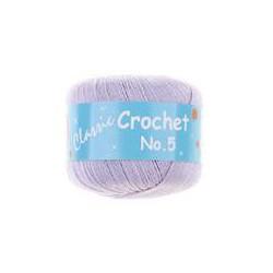 BL Crochet No.5 Lilac 50   50g
