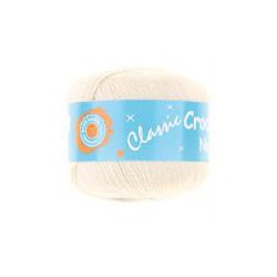 BL Crochet No.5 Cream 70 50g
