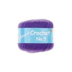 BL Crochet No.5 Violet 68 50g