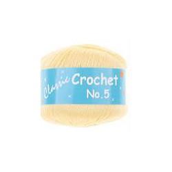 BL Crochet No.5 Lemon 81  50g