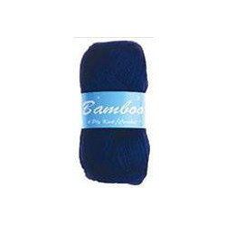 BL Bamboo 4Ply Navy Blue 04 100g