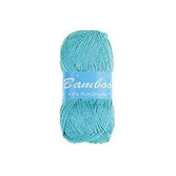 BL Bamboo 4Ply Turquoise 92 100g