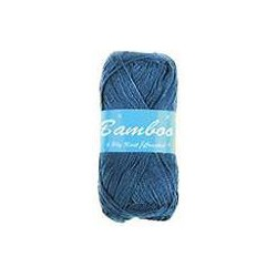 BL Bamboo 4Ply Denim Blue 120 100g