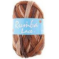 Rumba Lace Camels/Dk Brown 127 100g
