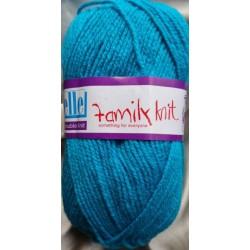 Elle Family Knit DK Turquoise 059 50g