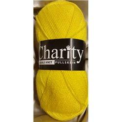 Charity DK Brt Yellow 138 100g