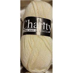 Charity DK Ecru 014 100g