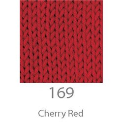 Elle Family Knit DK Cherry Red 169  50g