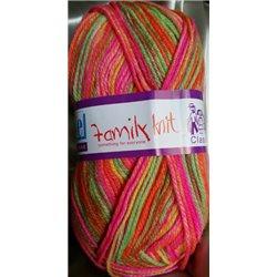 Elle Family Knit DK Lumo 254  50g