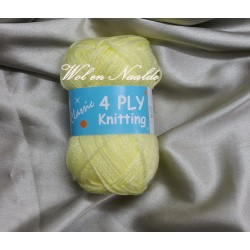 BL 4Ply 081 Lemon 25g