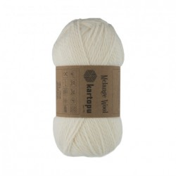 Melange Wool K025 Cream 100g