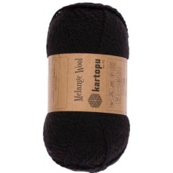 Melange Wool 940 Black 100g