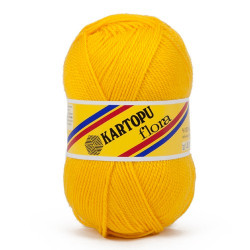 Kartopu Flora K320 Yellow 100g