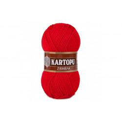 Zambak Chunky K150 Red 100g