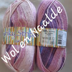 Funky Stripes DK 81496 Pink...