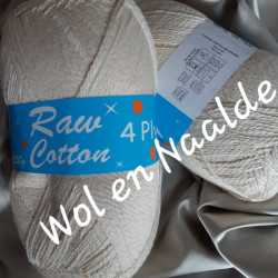 Raw Cotton 4Ply 152 Natural...