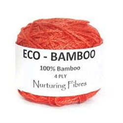Eco-Bamboo Sunkissed Coral