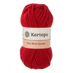 Elite Wool Grande 420 Red 100g
