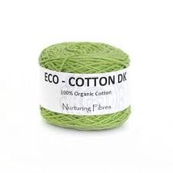Eco-Cotton Lime