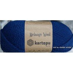 Melange Wool Indigo K5016 100g