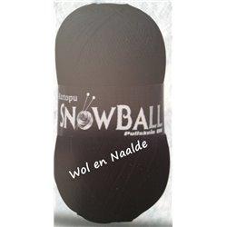 Snowball Pullskein DK Black K940 100g
